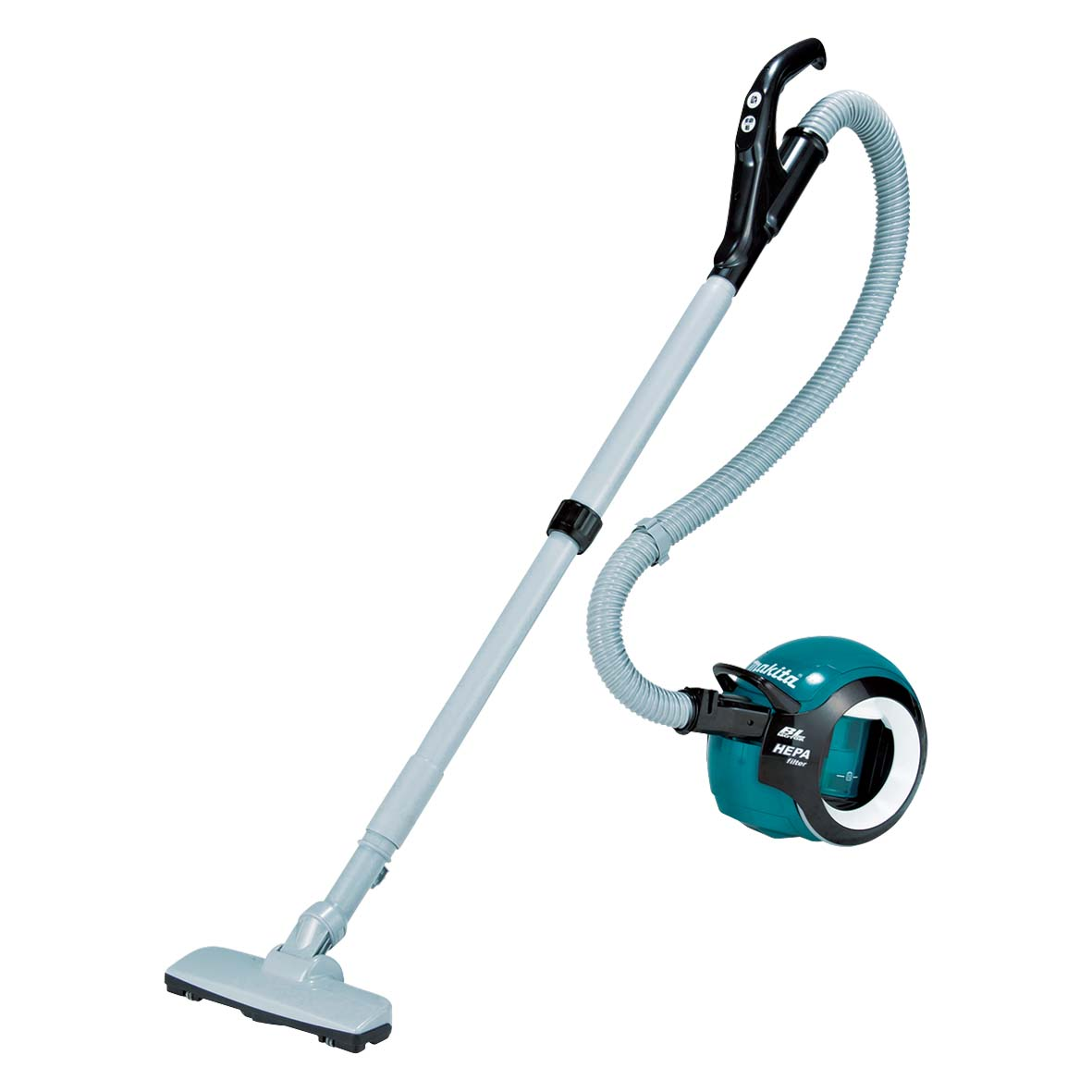 Makita 18V Mobile Brushless Cyclone Vacuum - DCL501Z