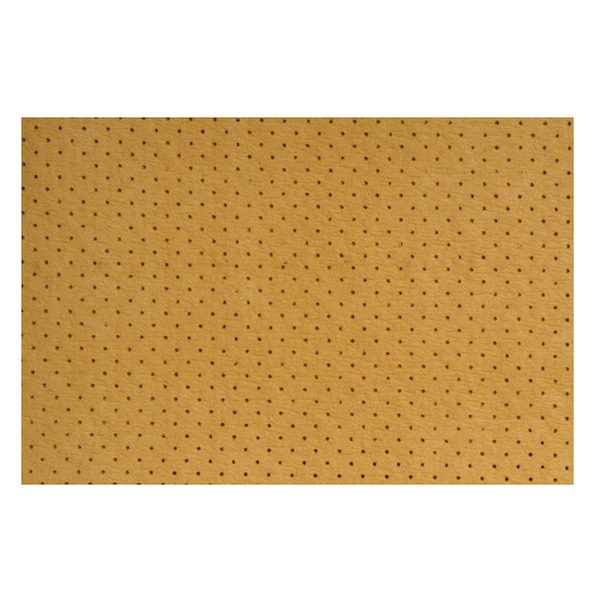Perforated Chamois Single