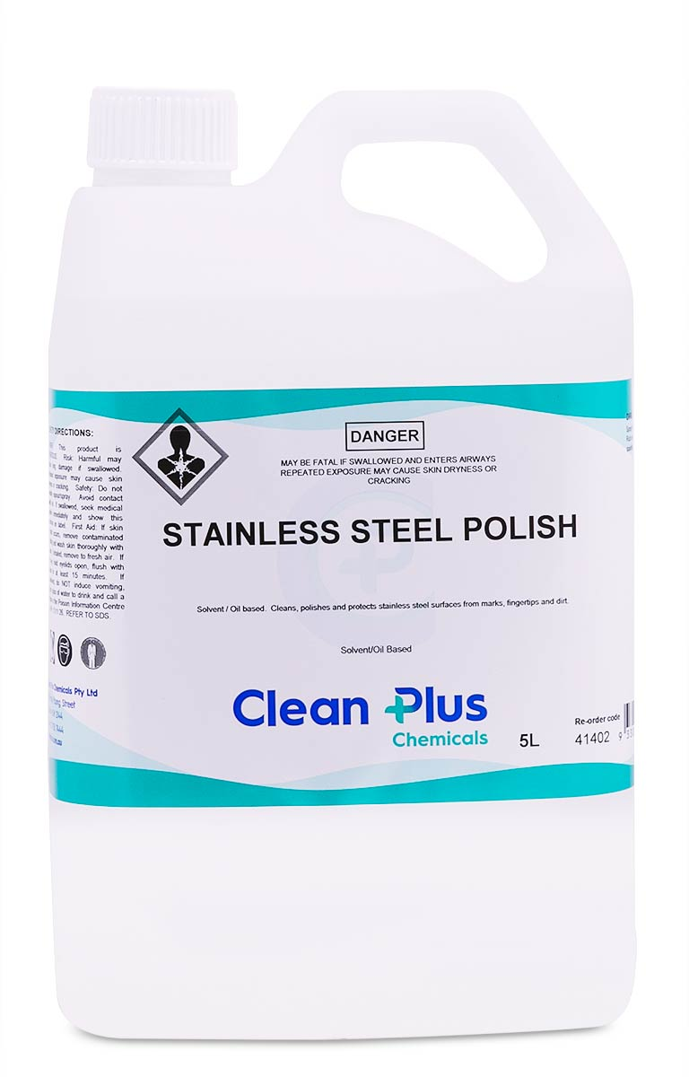 Stainless Steel Polish 5L